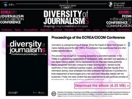 infografía y periodismo multimedia: Impacto de la tecnología en el periodismo   COMUNICACIONES DIGITALES   Scoop.it