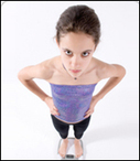 Anorexia Can Be Life Threatening As Early As Kindergarten | Eating Disorders: Anorexia | Scoop.it