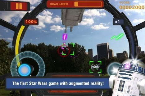 6 Smart Augmented Reality Apps | E-Learning and Online Teaching | Scoop.it