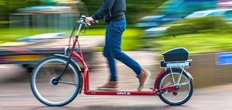 Voici LOPIFIT, un mix entre un vélo et un tapis de course ! | Ô bô velô ! | Scoop.it