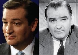 Ted Cruz Claims He Has A List Of Communists Who Have Infiltrated Harvard Law | ThinkProgress | Daily Crew | Scoop.it