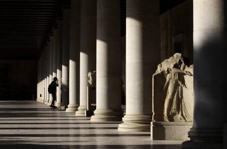 First floor of Stoa of Attalos opens to public after 30 years | Net-plus-ultra | Scoop.it