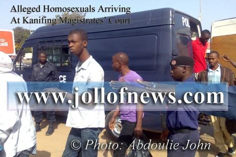Gambian Court Frees Alleged Homosexuals | LGBT -Bidadi | Scoop.it