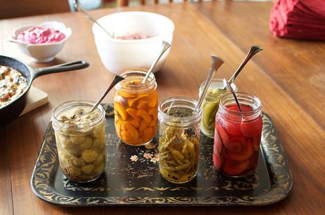 Canning 101: Understanding Acid and pH in Boiling Water Bath Canning | Food in Jars | thinking about food | Scoop.it