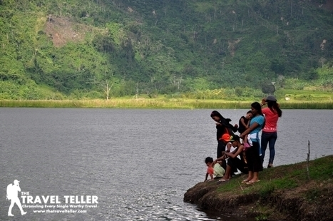 THE UNTAINTED BEAUTY OF MACO'S LAKE LEONARD | The Travel Teller | Philippine Travel | Scoop.it