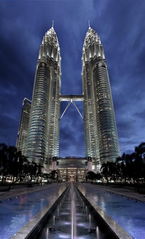 Torres Petronas, Malasia | Arquitectura Del Siglo XXI | Scoop.it