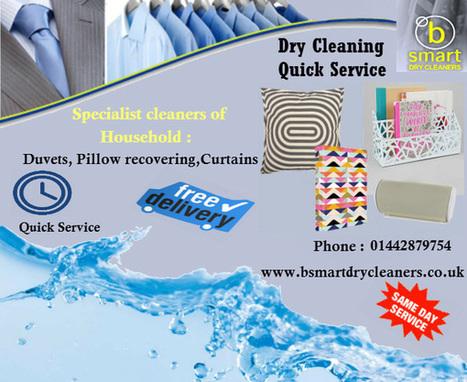 Hemel Hempstead Dry Cleaners | B Smart Dry Cleaners | Scoop.it