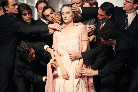Pina Bausch's Epic Battle of the Sexes | Music, Theatre, and Dance | Scoop.it