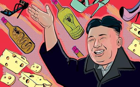 Did You Hear The One About North Korea? | Outbreaks of Futurity | Scoop.it
