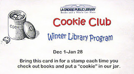 Tiny Tips for Library Fun: Cookie Club Goodness | Book Club | Scoop.it