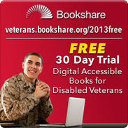 Free Trial Membership to Online Library Opens for Disabled Veterans | bibliothèque et handicap | Scoop.it