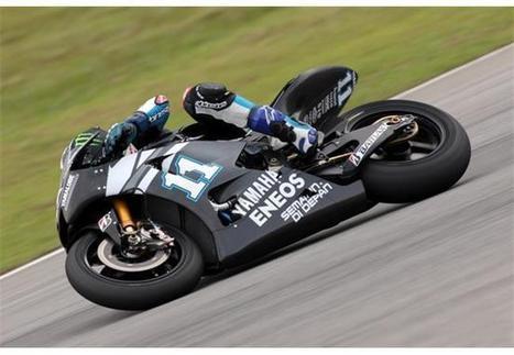 Sepang III: Optimism in Yamaha | MotoGP World | Scoop.it