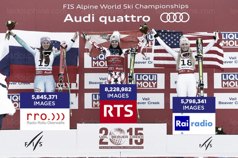 Visual coverage for digital radio and online platforms by EBU [report] @ 2015 FIS Alpine World Ski Championships | Big Media (En & Fr) | Scoop.it