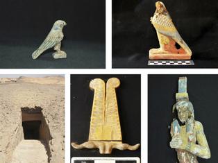 Descubren seis tumbas con momias de hace más de dos mil 500 ... - Informador.com.mx   Egiptología   Scoop.it