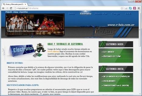 R-Luis .::. Página Principal | Elo | Scoop.it