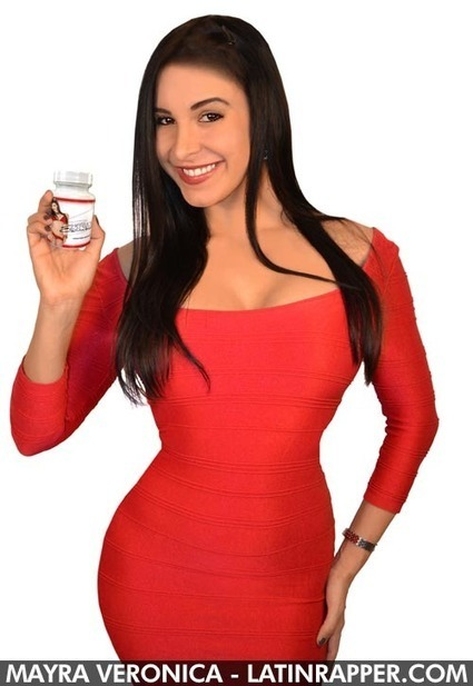 Mayra Veronica Launches Latina Weight Loss Product ... | mexicanismos | Scoop.it