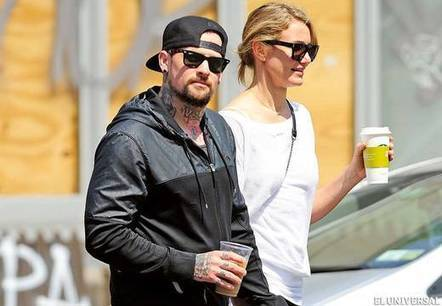 Cameron Díaz se casa con el músico Benji Madden - El Universal (Venezuela)   Novedades Caracool   Scoop.it