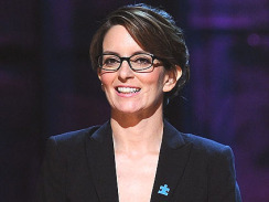 Tina Fey: Managers don't boss, they lead – CBS News