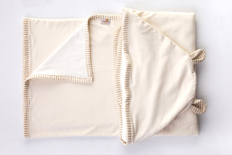 Impressive Range of Baby Towels made from Certified Organic Cotton Attaining Unparallel Prominence across Australia | Organic Cotton Baby Goods | Scoop.it