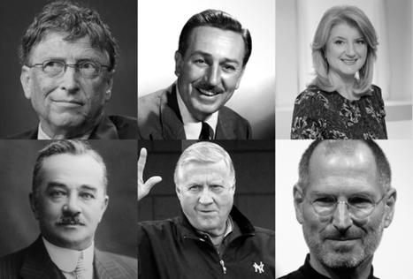 6 historias de fracaso de grandes emprendedores - Alto Nivel | Emprenderemos | Scoop.it
