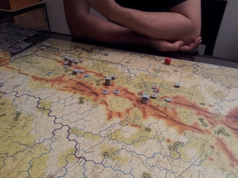 STRATEGIKON •  [CR light] Roads to Gettysburg | Wargamegeek | Scoop.it
