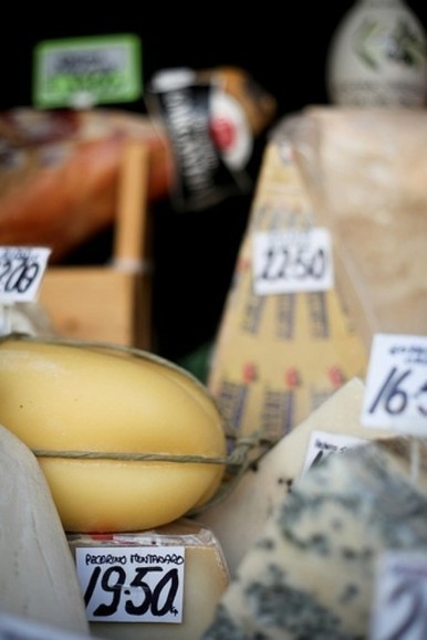 Celebrate Summer With Cheese: The Surprising Seasonal Food ... | fresh local dairy provisions | Scoop.it