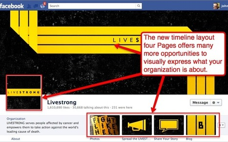 Eleven Ways Facebook Page Timelines Change Your Content Strategy | Public Relations & Social Media Insight | Scoop.it