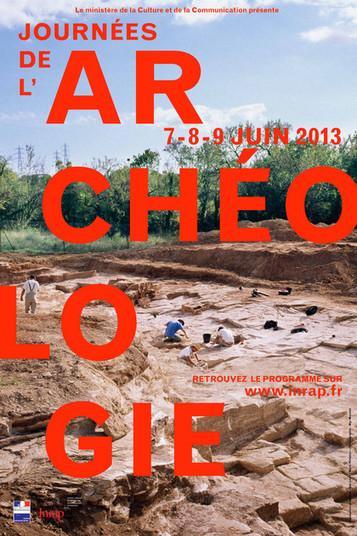 FRANCE : Les journées nationales de l'archéologie en juin 2013, découvrez le programme et préparez votre visite | World Neolithic | Scoop.it