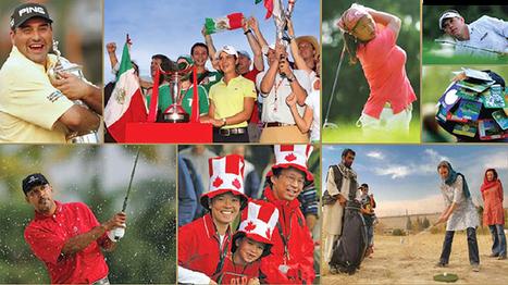 Le monde entier regarde le golf - 1ère partie | Nouvelles du golf | Scoop.it