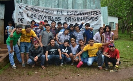 Conclusiones y demandas del 5to encuentro de estudiantes‏ de Pueblos Originarios | IguazuNoticias.com | Intercultural | Scoop.it