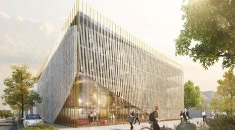 Laval : l'hôtel des entreprises innovantes pour 2016 - Le Courrier de la Mayenne | Les news de Laval Mayenne Technopole | Scoop.it