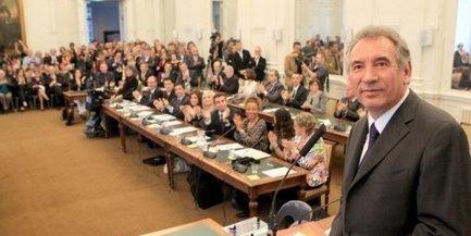 François Bayrou ne sera pas candidat aux élections européennes | Élection européennes : candidatures et campagnes | Scoop.it