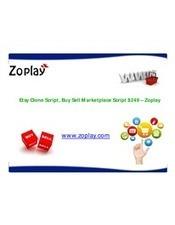 Shopsy – Etsy Clone Script, Buy & Sell Market place | Wanelo clone script | Scoop.it
