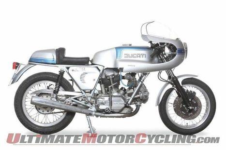 1970s Ducati L-Twin | Motorcycle History | Ductalk Ducati News | Scoop.it