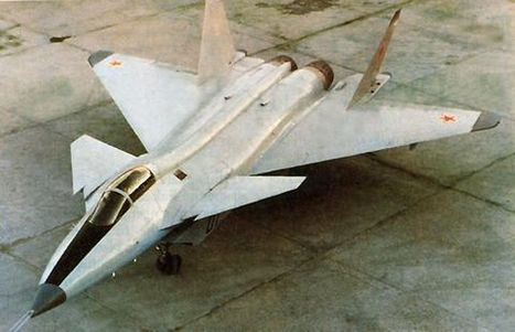 Bing Maps capture a Russian stealth fighter - Sky Gis 5 | SkyGis5 | Scoop.it