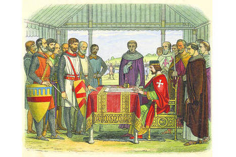 Magna Carta: Eight Centuries of Liberty | History of Social and Political Advances | Scoop.it