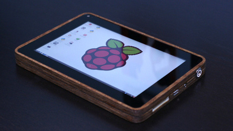 Build Your Own Raspberry Pi-Powered Tablet | Raspberry Pi | Scoop.it