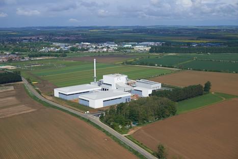 Biomass in UK: 38MW Sleaford straw-fired renewable energy plant - Bioenergy Crops   Bioenergy Crops   Scoop.it