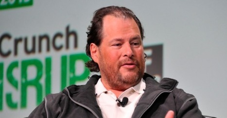 Salesforce Beats In Its Fiscal Q2 With Revenue Of $1.32B, EPS OF $0.13   TechCrunch   CRM   Scoop.it