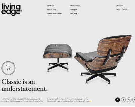 21 Inspiring Clean Website Designs   Inspiration - Web Design Ledger   Web Design and Development   Scoop.it
