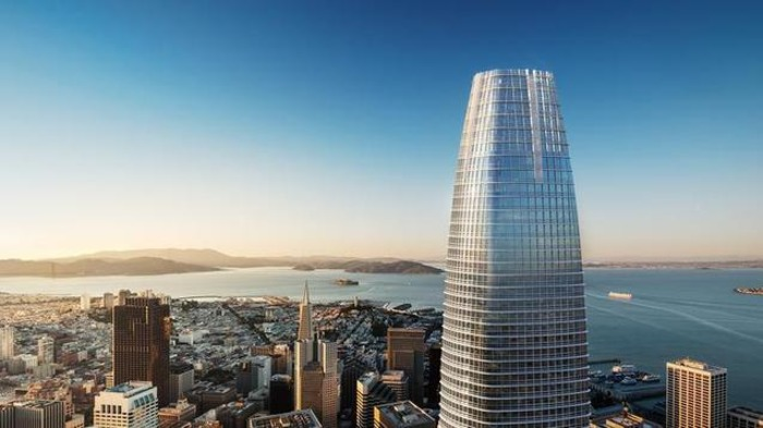Who are the big-time tenants circling Salesforce Tower? | San Francisco Real Estate News | Scoop.it