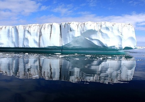 Living on Earth: #Melting Ice Slows Down Ocean Circulation #conveyorbelt | Messenger for mother Earth | Scoop.it