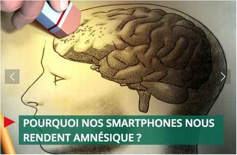 AMNÉSIE numérique : comment les smartphones nous font perdre la mémoire Kaspersky Lab | Machines Pensantes | Scoop.it