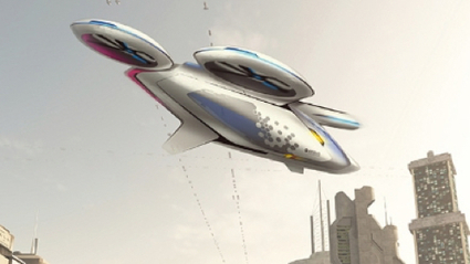 Airbus wants to make autonomous flying taxis by this time next year | Futurewaves | Scoop.it