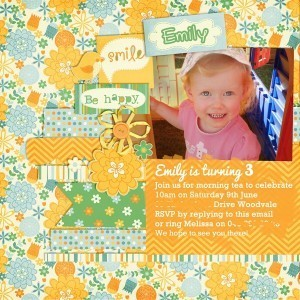 How to Use a Quick Page in Digital Scrapbooking | digital scrapbooking | Scoop.it