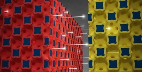 Nuevas baterías que se cargarán en menos de un segundo | UN POCO DE TODO,Gadgets,Ecología,Reciclaje,Bricolaje... | Scoop.it