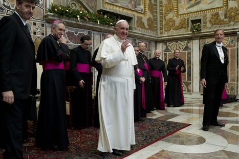 Pope criticizes abortion as evidence of 'throwaway culture' | Deviant behavior Spring '14 | Scoop.it