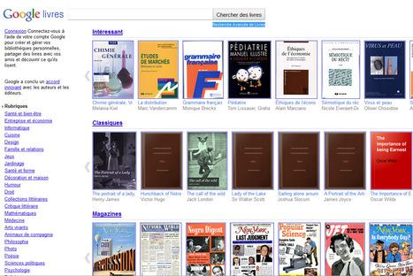 La British Library signe avec Google | enssib | Bibliothèques numériques | Scoop.it
