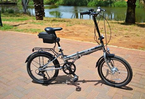 DIY Electric Bike Kickstart Campaign Underway - Gas 2 | Heron | Scoop.it