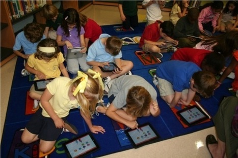 Is the iPad the Future of Education? Students in Palm Beach Florida Find Out | Singularity Hub | iPad Resources | Scoop.it